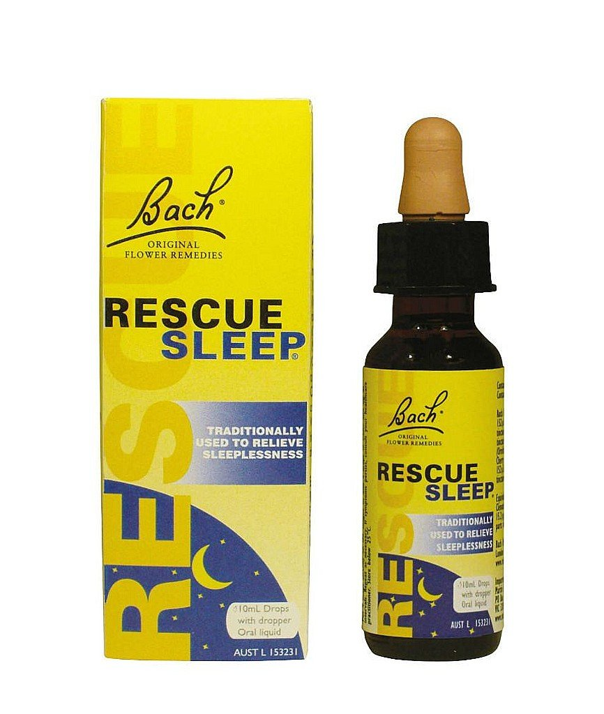 bach rescue sleep • wondermum