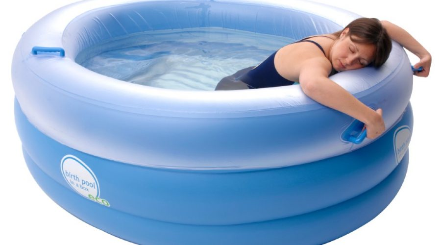 Birth Pool in a Box REGULAR Birthing Pool Hire