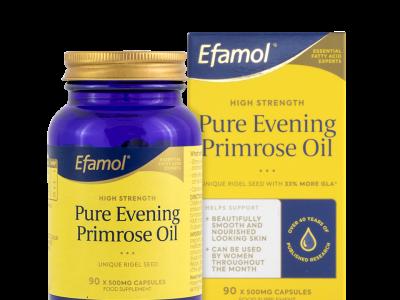 EPO Efamol Evening Primrose Oil