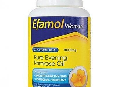Efamol Pure Evening Primrose Oil EPO