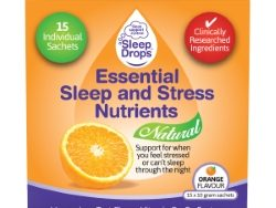 pregnancy insomnia sleep & stress nutrients