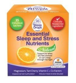 pregnancy insomnia sleep & stress nutrients