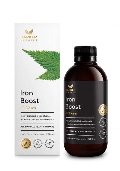 Iron boost harker herbals
