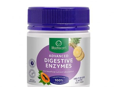 Lifestream Digestive-Enzymes 180