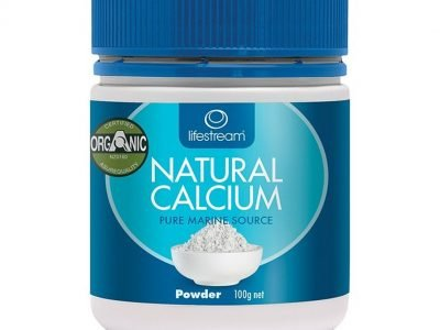 Lifestream Natural Calcium 100g
