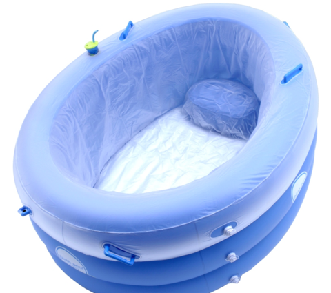 Birth Pool in a Box MINI PRO Birth pool hire