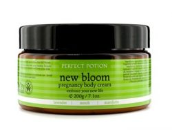 pregnancy stretch mark body cream perfect potion new bloom