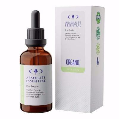 eye soothe organic absolute essential