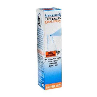 Pregnancy acne Schuessler-CombD-Spray