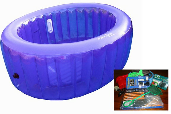 La Bassine PERSONAL with Liner & Full Accessory Kit