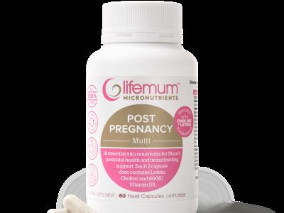 Lifemum Post pregnancy multi
